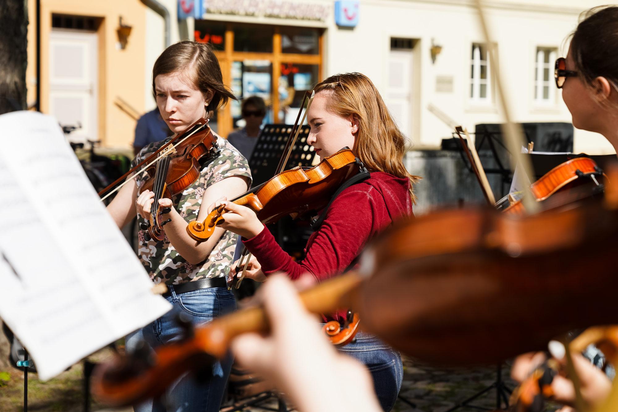 Rheinsberger Musiktage zu Pfingsten